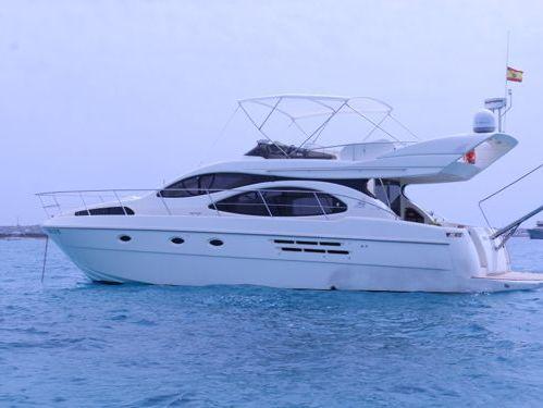Motor boat Azimut 46 (2007)