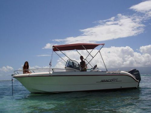 Sportboot Abaco 21 Open (2008)