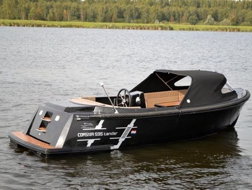 Speedboot Corsiva 595 Tender (2020)