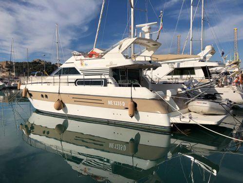 Motor boat Gianetti 45 (2003)