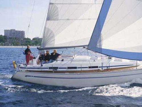 Segelboot Bavaria 36 (2004)