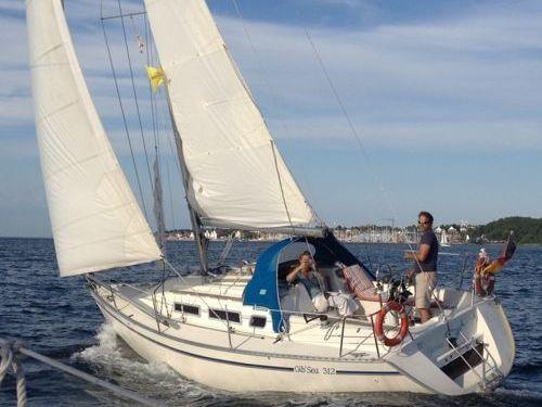 Segelboot Dufour Gib Sea 312 (1992)
