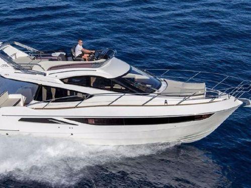 Hausboot Galeon 380 FLY (2016)