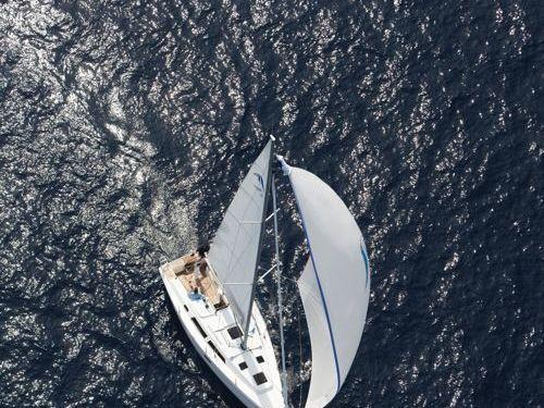 Sailboat Hanse 350 (2010)