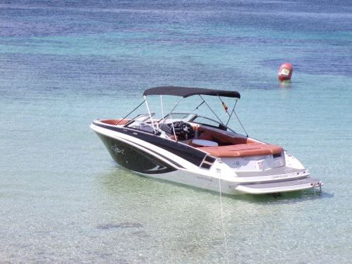 Speedboat Glastron 245 GT (2017)