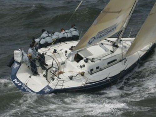 Segelboot X-Yachts X-40 IMX (2008)