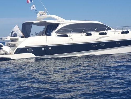 Motorboot Alena 56 (2007)