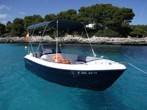 Motorboot Pegazus 460 (2021)