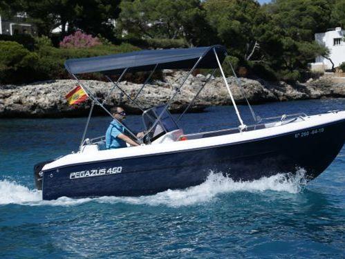 Motorboot Pegazus 460 (2019)