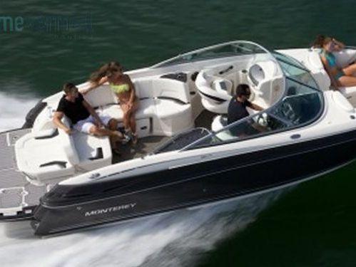 Sportboot Monterey 264 FS (2014)