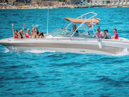 Motor boat Sea Ray 260 Sundancer (2006)