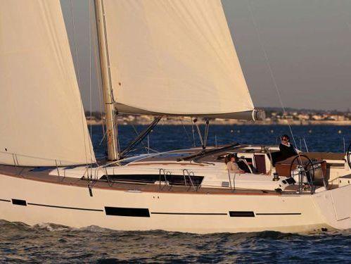 Sailboat Dufour 500 (2014)