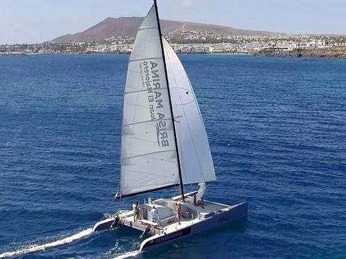 Catamarán Custom Built (1994)