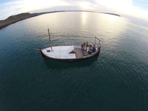 Speedboat Capeador Solarium 36 (1993)