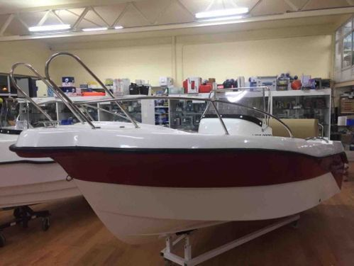 Sportboot Mareti 450 Open (2020)