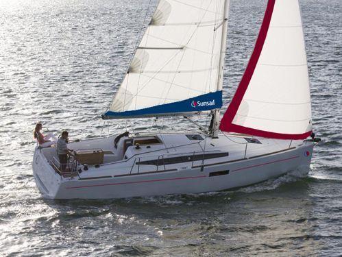Sailboat Jeanneau Sunsail 34- 2/1 (2017)