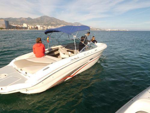 Speedboot Sea Ray 210 Select (2016)
