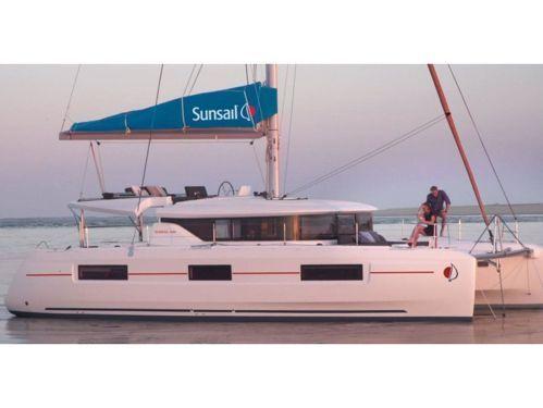 Catamaran Lagoon Sunsail 46 Cat (2019)