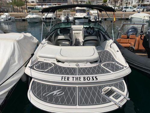 Speedboot Monterey 214 (2011)