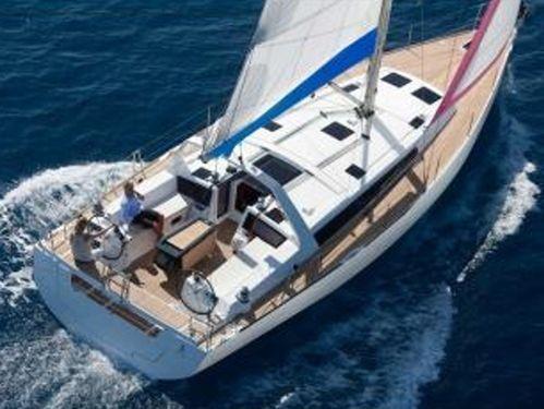 Sailboat Beneteau Oceanis 48 (2017)