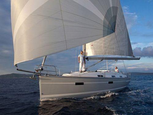 Segelboot Bavaria 36 (2012)