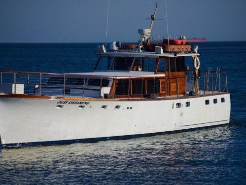 Motor boat Custom Built (1963)