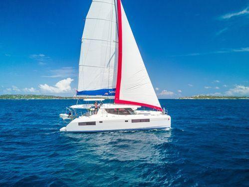 Catamaran Leopard Sunsail 454 (2019)