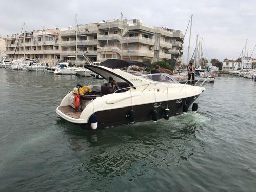 Motor boat Gobbi 315 (2005)
