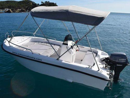 Sportboot Astec Fiber 400 (2017)