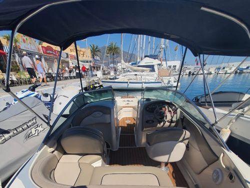 Motorboot Sea Ray 200 (2016)