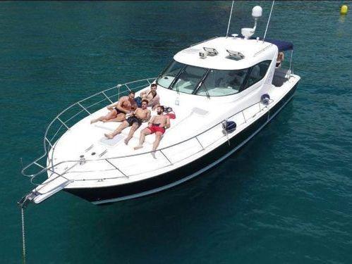 Motorboot Riviera 40 (2007)