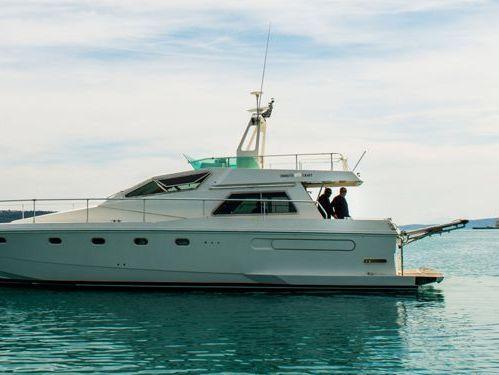 Motorboot Ferretti 50 Altura (1990)