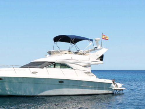 Motor boat Sea Ray 400 Sundancer (2002)