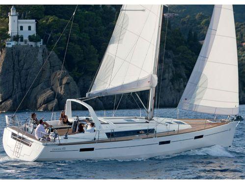 Sailboat Beneteau Sunsail 45.4 (2020)
