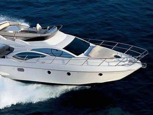 Motor boat Azimut 46 (2000)