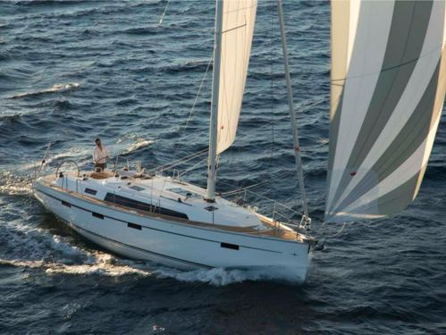 Sailboat Bavaria Cruiser 41 (2015)