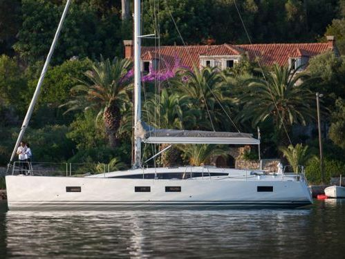 Segelboot Jeanneau 54 (2020)
