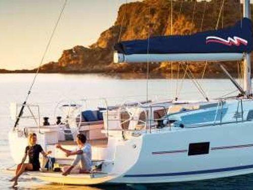 Sailboat Beneteau Moorings 46.3 (2019)