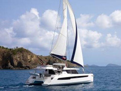 Catamaran Leopard Moorings 5000-5 (2020)