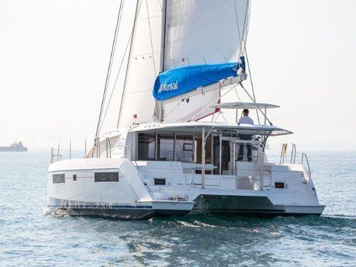 Catamarán Leopard Sunsail 404 (2019)