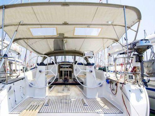 Sailboat Bavaria Cruiser 41 S (2017)