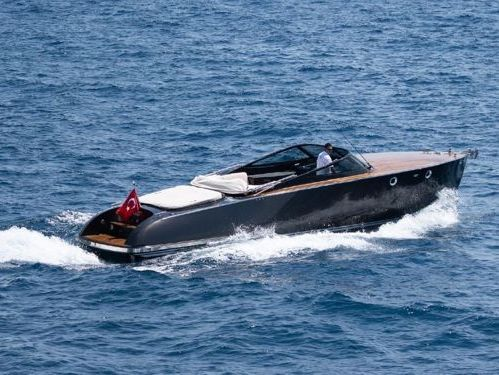Motorboot Kymo 38 (2017)