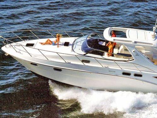 Motorboot Sealine F 42 (2002)