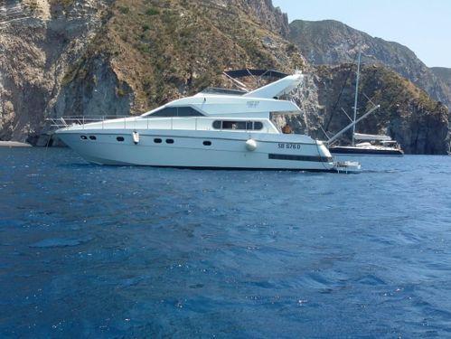 Motor boat Alpa 52 Fly (1995)