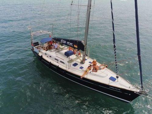 Sailboat Beneteau Oceanis 473 (2005)