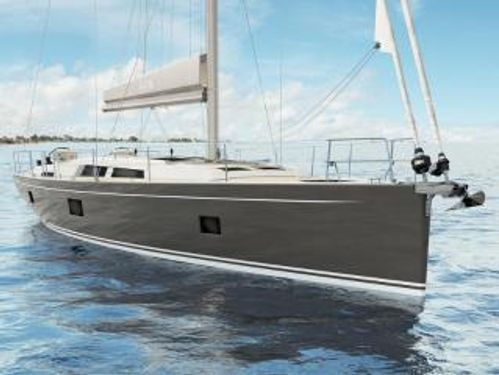 Segelboot Hanse 508 (2020)