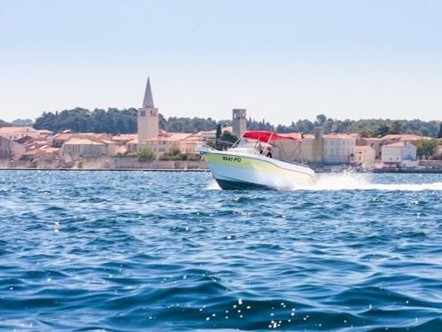 Speedboat Orca 740 (2012)