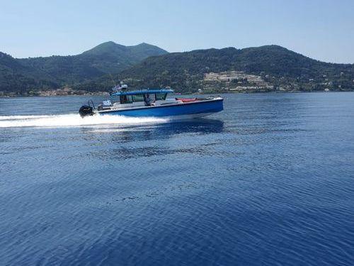 Motor boat Axopar 37 SC Brabus Line (2020)