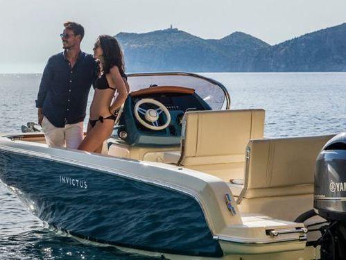 Speedboat Invictus 200 FX (2020)