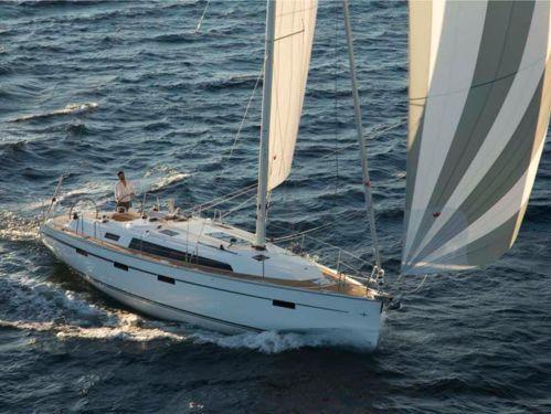 Sailboat Bavaria Cruiser 41 (2018)